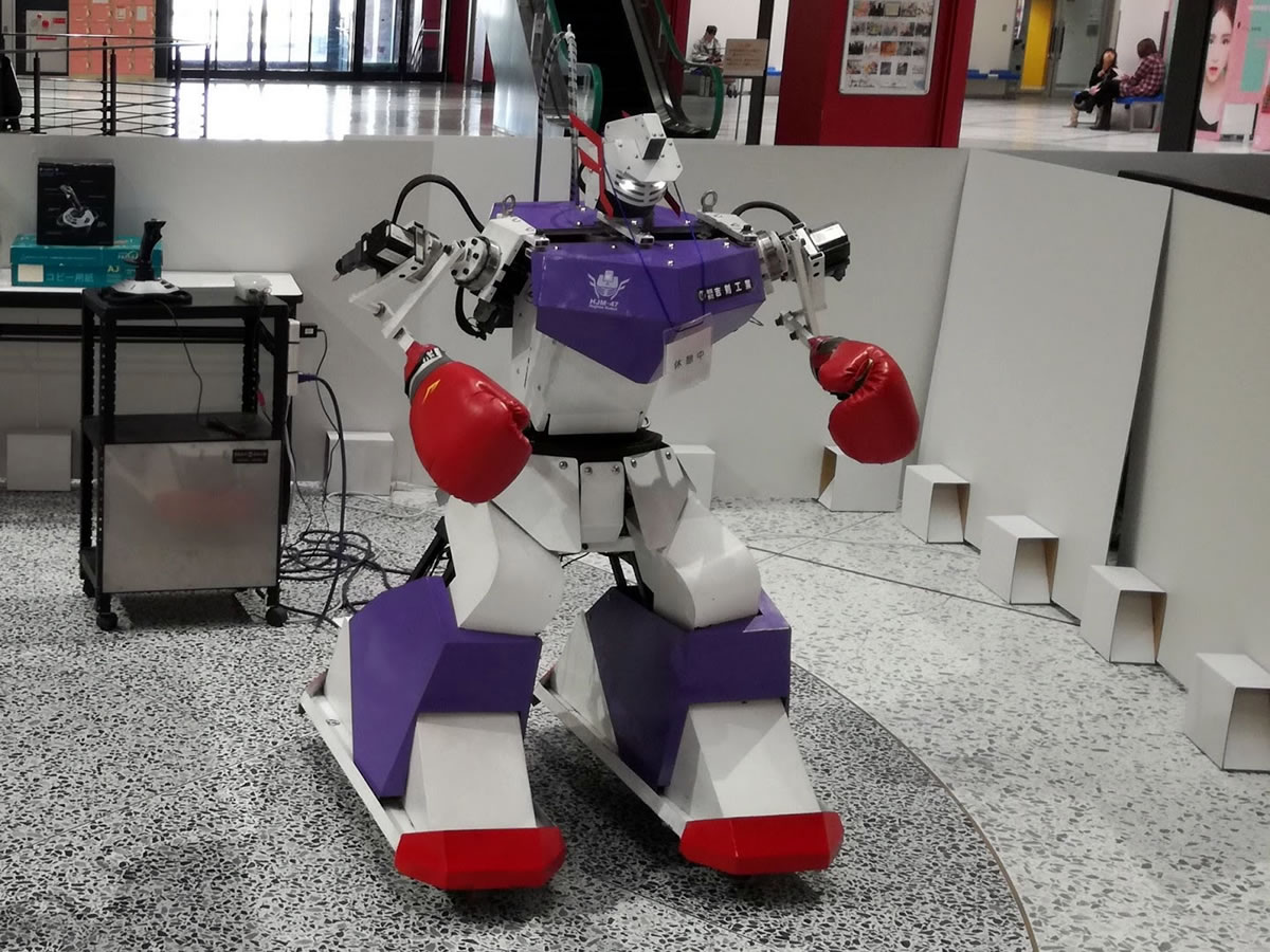 バトルロボット47号Jr