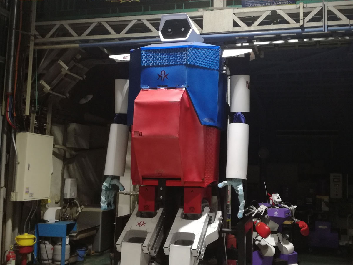 4mロボット